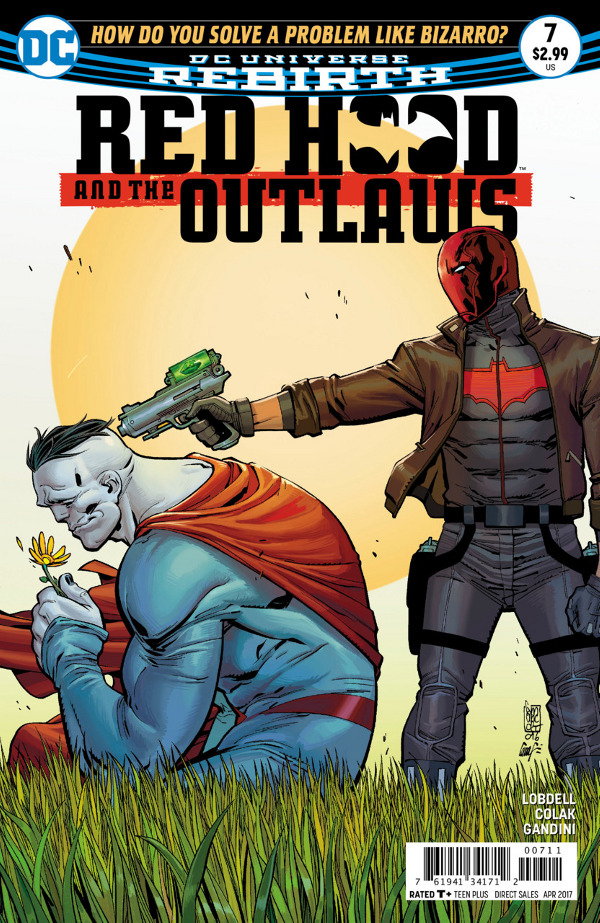 Red Hood and the Outlaws #7 comic review