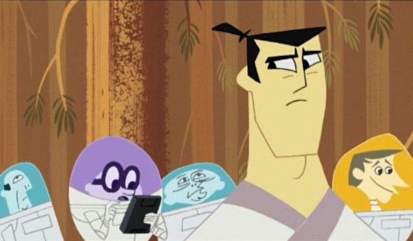 Samurai Jack - Episode V television review