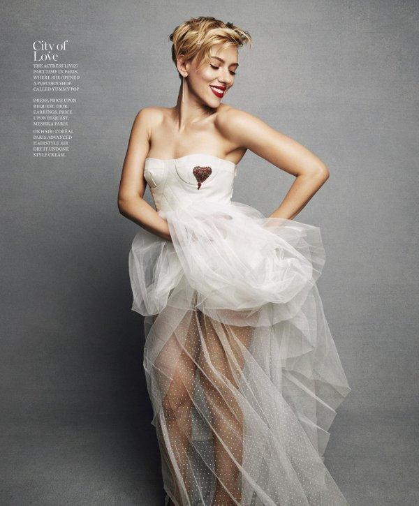 Scarlett Johansson - Marie Claire (March 2017)