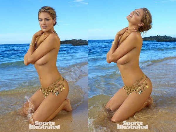 Sports Illustrated 2017 Swimsuit Cover Model – Kate Upton