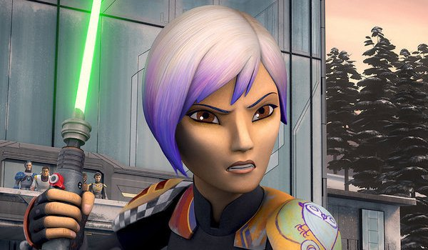 Star Wars Rebels - Legacy of Mandalore TV review