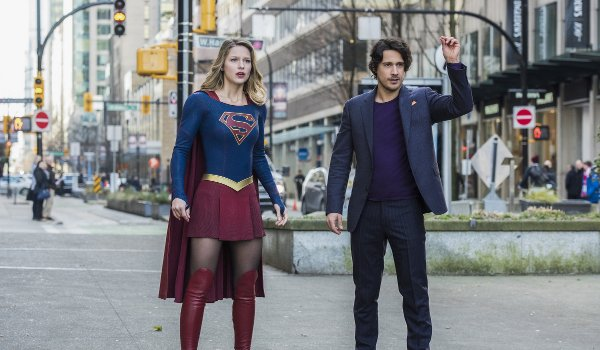 Supergirl - Mr. & Mrs. Mxyzptlk TV review