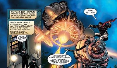 Astro City #41 comic review