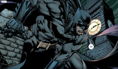 Batman #17 comic review