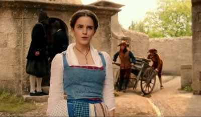 Beauty and the Beast (Belle clip)