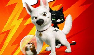 Bolt movie review