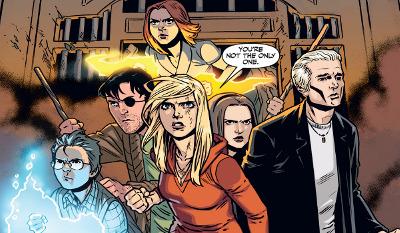 Buffy the Vampire Slayer Season Eleven #3 comic review