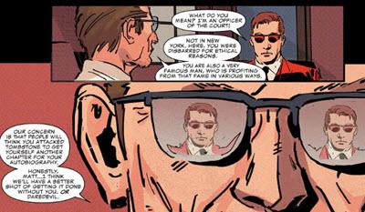 Daredevil #17 comic review