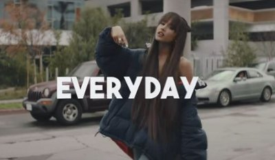 Ariana Grande – Everyday (feat. Future) music video