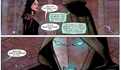 Infamous Iron Man #5 comic review