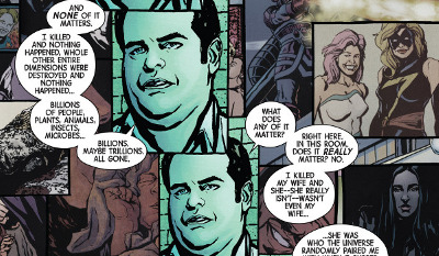 Jessica Jones #5 comic review