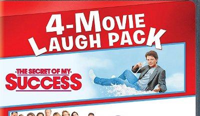 Michael J. Fox 4-Movie Laugh Pack