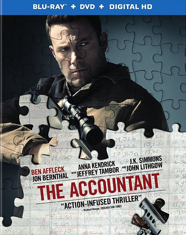 The Accountant Blu-ray review