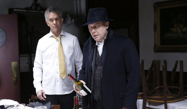 The Blacklist - The Apothecary television review