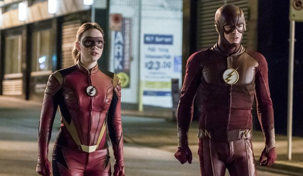 The Flash - Attack on Central City television review
