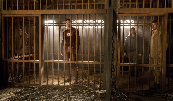 The Flash - Attack on Gorilla City television review