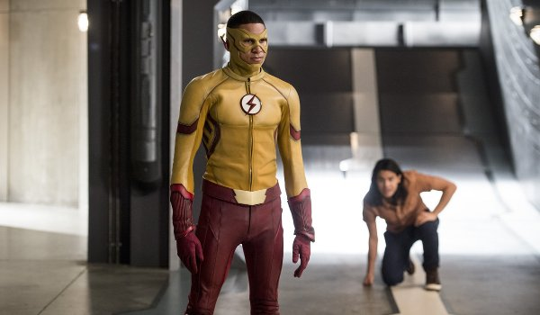 The Flash - Dead or Alive television review