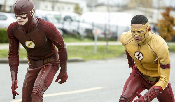 The Flash - Untouchable television review
