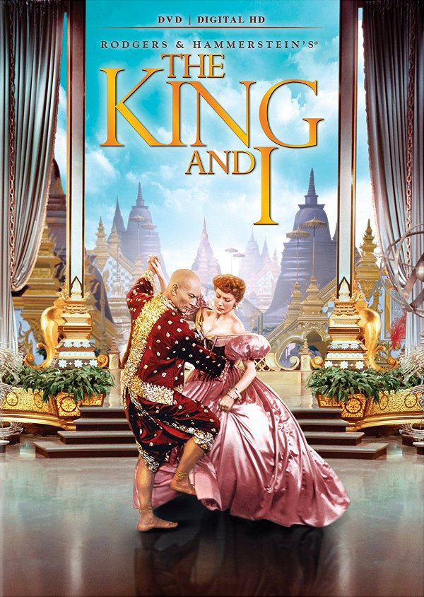 The King and I DVD review