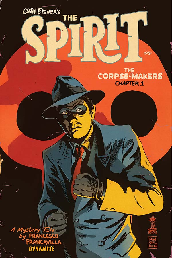 Will Eisner's The Spirit: The Corpse-Makers #1 comic review
