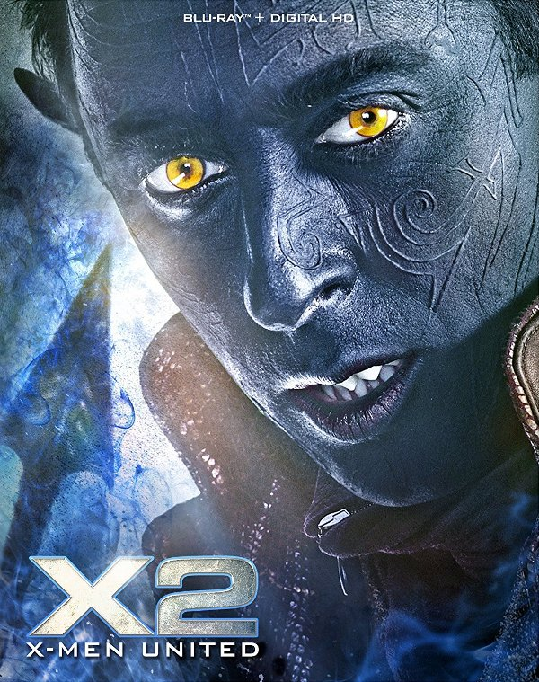 X2 Blu-ray review
