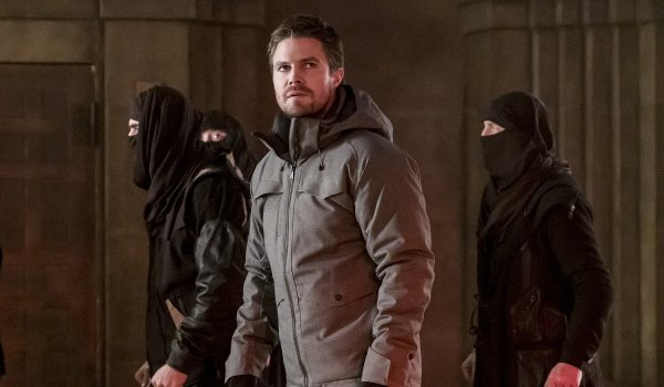Arrow - Checkmate television review