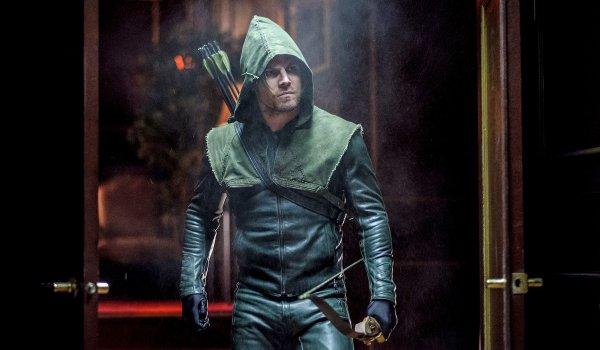 Arrow - Kapiushon television review