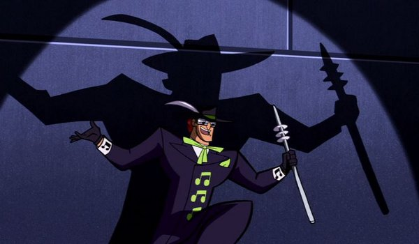 Batman: The Brave and the Bold - Mayhem of the Music Meister! TV review