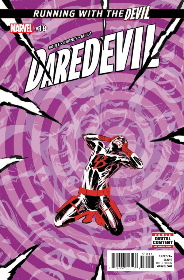 Daredevil #18 comic review