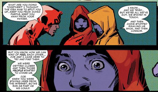 Daredevil #18 comic review