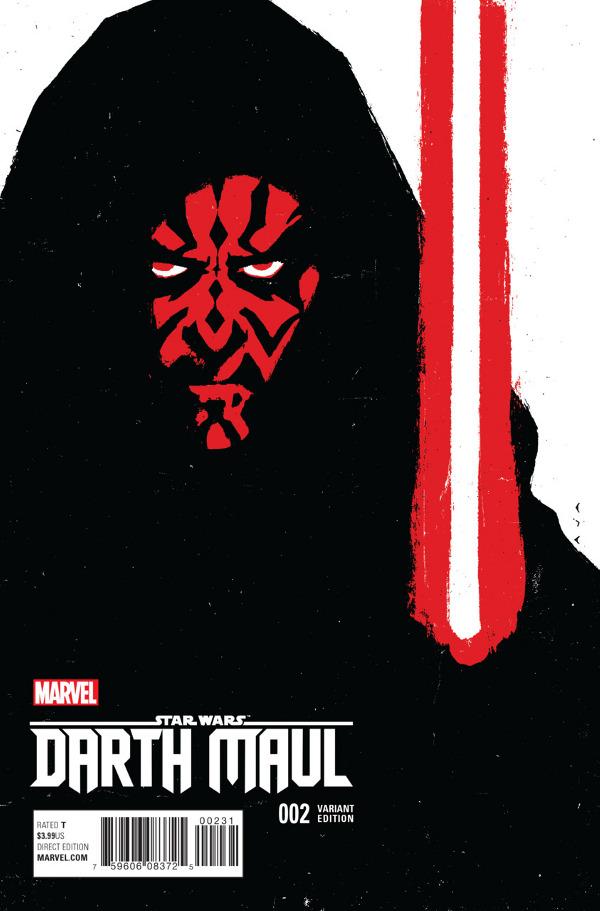 Darth Maul #2 comic review