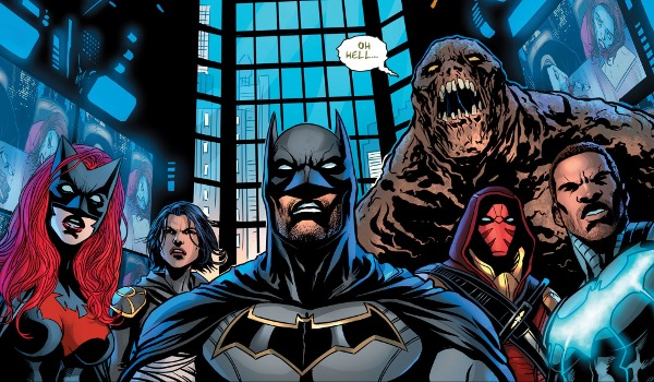Detective Comics #951 comic review