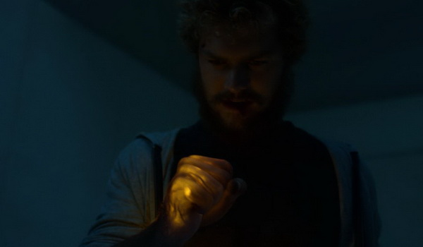 Iron Fist - Snow Gives Way / Shadowhawk Takes Flight TV review