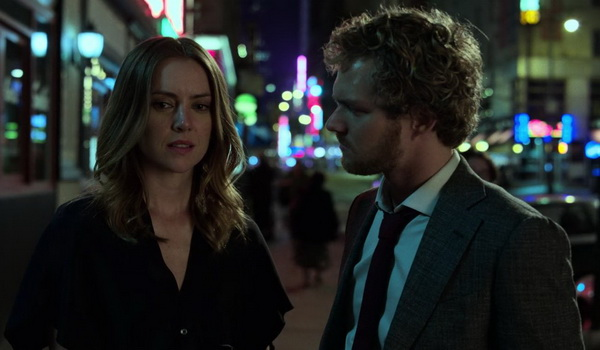 Iron Fist - Rolling Thunder Cannon Punch / Eight Diagram Dragon Palm TV review