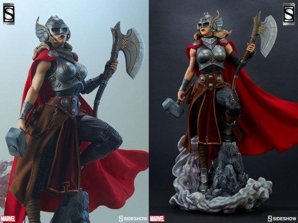 Jane Foster Thor Premium Format Figure