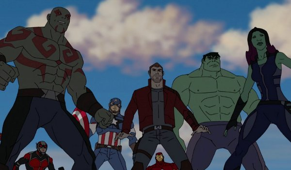 Marvel's Guardians of the Galaxy - Stayin' Alive / Evolution Rock TV review