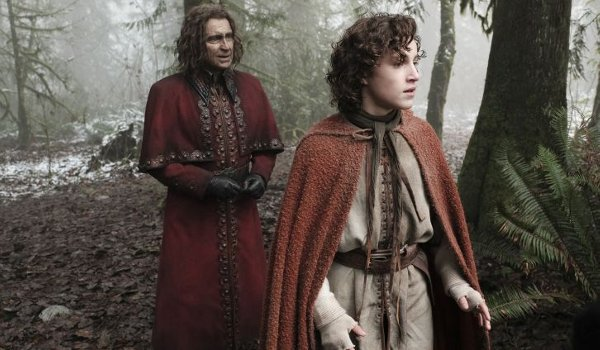 Once Upon a Time - Ill-Boding Patterns television review