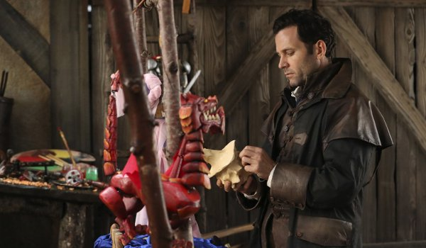 Once Upon a Time - Tougher Than the Rest TV review