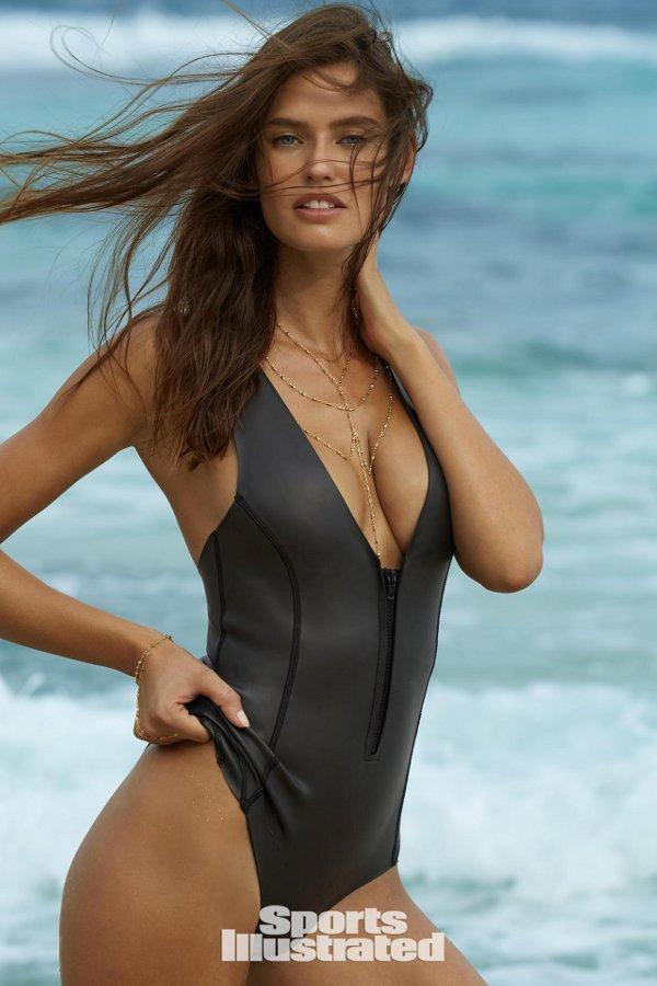 Sports Illustrated 2017 Swimsuit Model - Bianca Balti