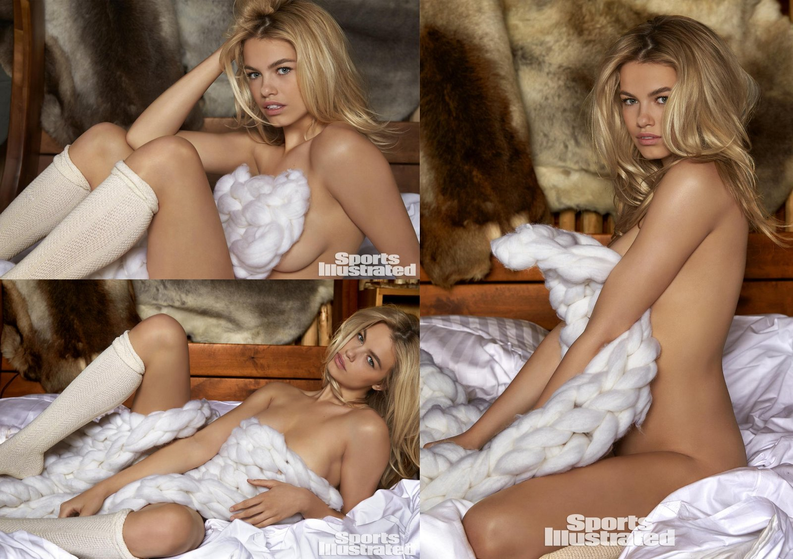 Sports Illustrated 2017 Swimsuit Model - Hailey Clauson