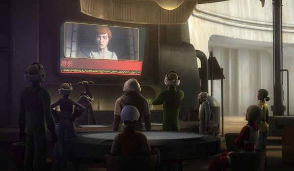 Star Wars Rebels - Secret Cargo TV review