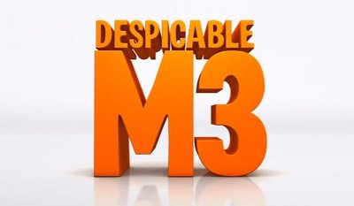 Despicable Me 3 trailer