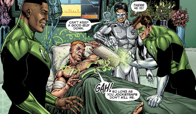 Hal Jordan and the Green Lantern Corps #17 comic review