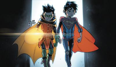 Super Sons #2 comic review