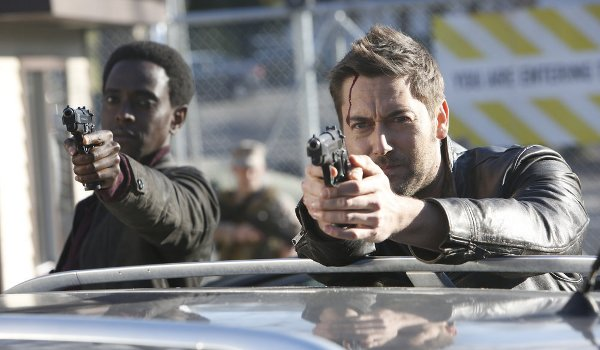 The Blacklist: Redemption - Kevin Jensen TV review