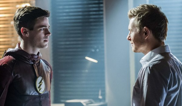 The Flash - Into the Speed Force TV review