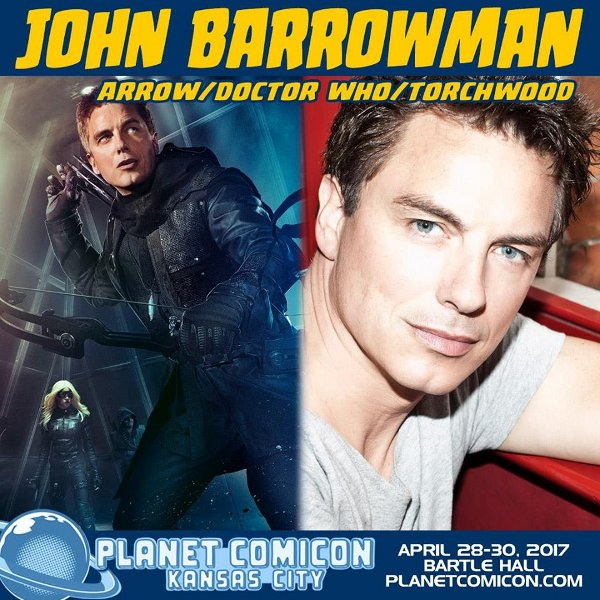 Top 10 Planet Comicon Guests (2017)