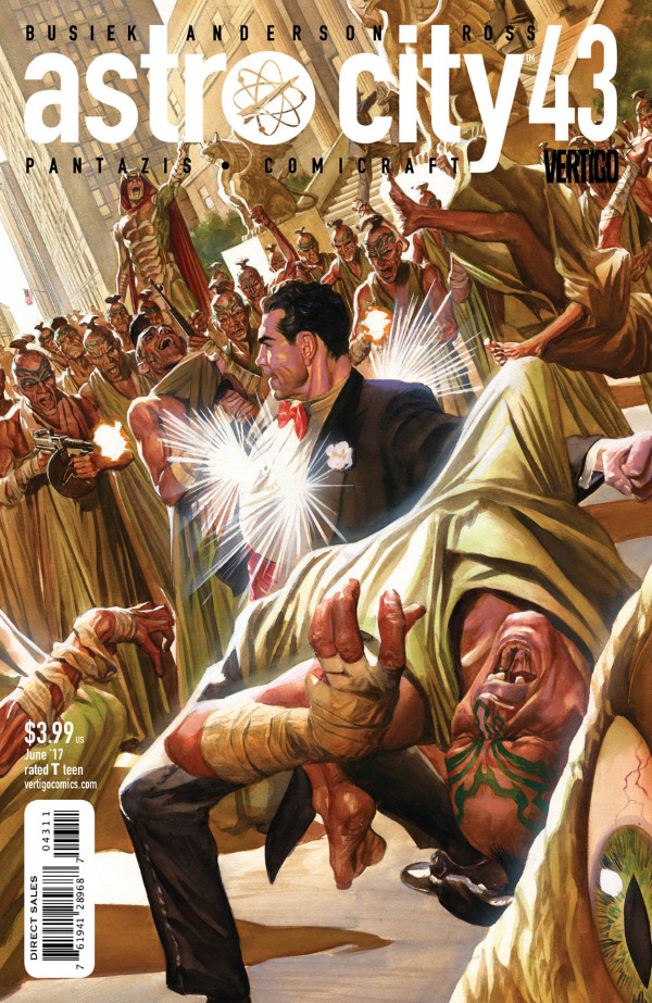 Astro City #43 comic review
