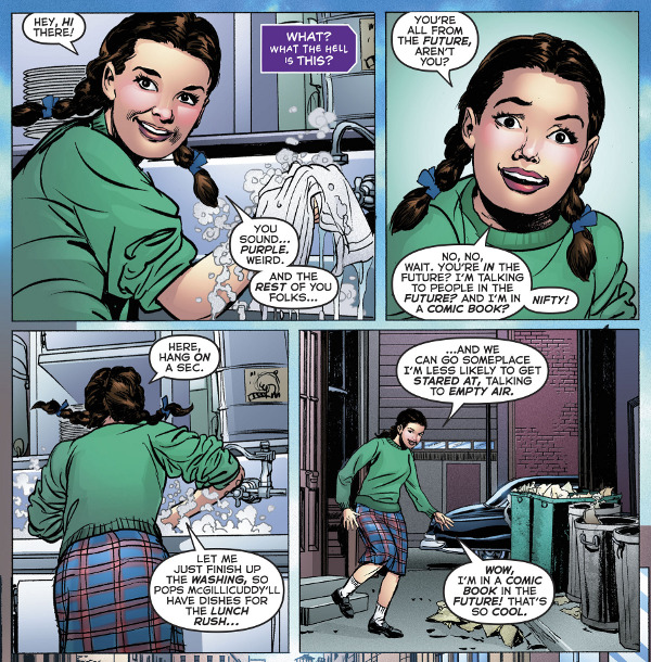 Astro City #43 comic review