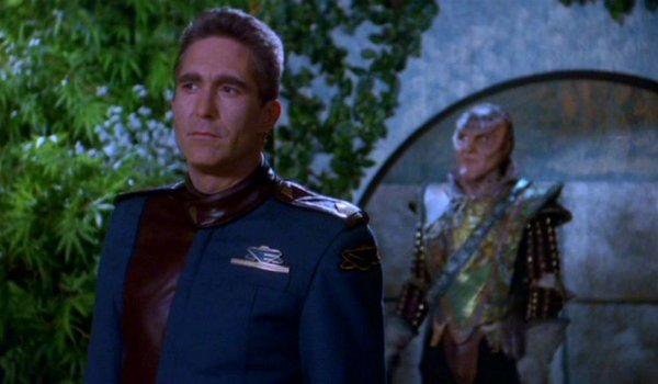Babylon 5 - Midnight on the Firing Line / Soul Hunter TV review